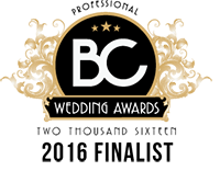 BC Wedding Awards 2014